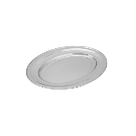 Travessa-Oval-Inox-Rasa-30-cm