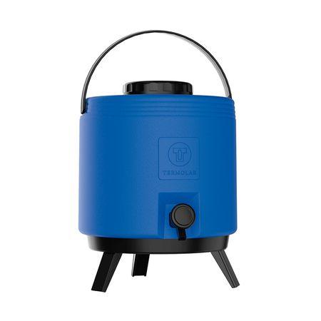 Botijao-termico-8-L-com-torneira-azul-escuro
